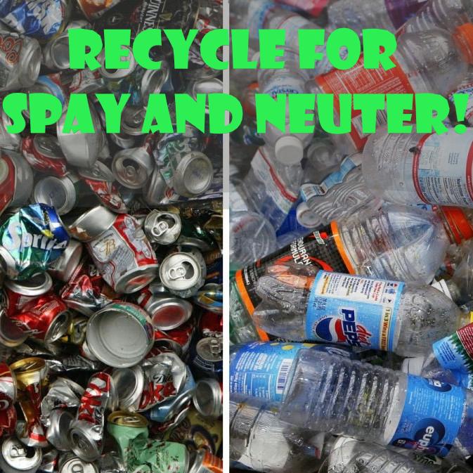 Recycle for IHA!